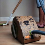 The Vax Ex, The Worlds First Cardboard Vacuum Cleaner