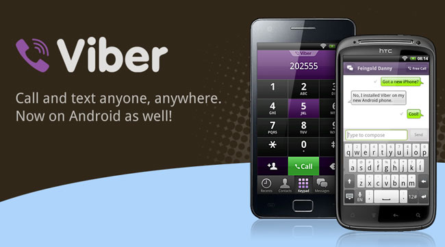 Viber 3G VoIP App Arrives On Android Devices (video)