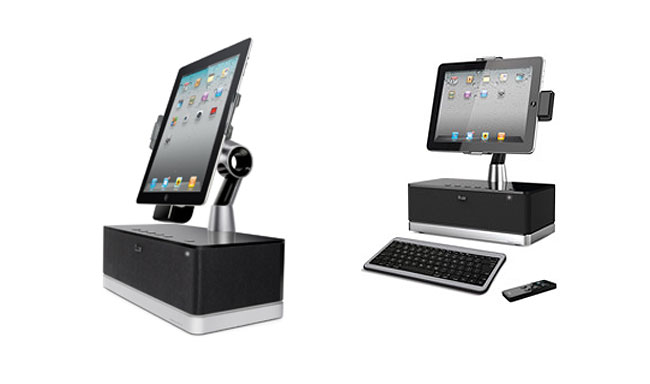 iLuv ArtStation Pro iPad