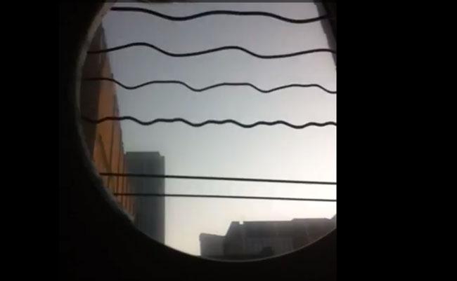 iPhone inside Guitar Video