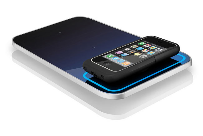 Iphone  Induction Charger