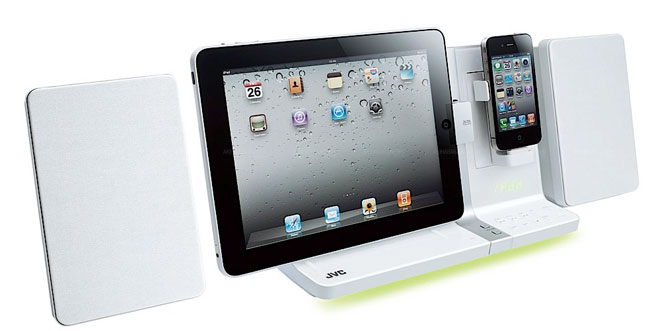 JVC iPhone Dock