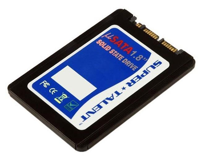 Super Talent KX3 SSD