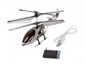 iPhone, iPad And iPod Controlled Mini Helicopters