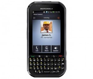 Motorola Titanium Hits Sprint 24th Of July