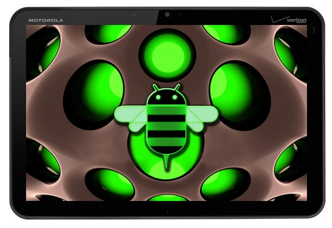 Android 3.2 Honeycomg Coming  To Motorola Xoom?