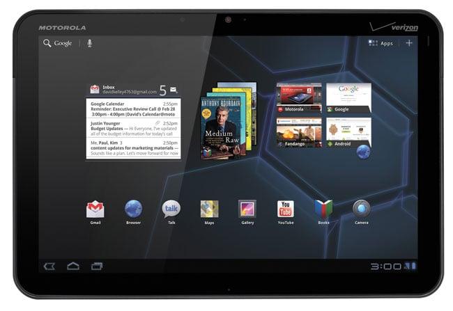 Motorola Drops WiFi Xoom To $499