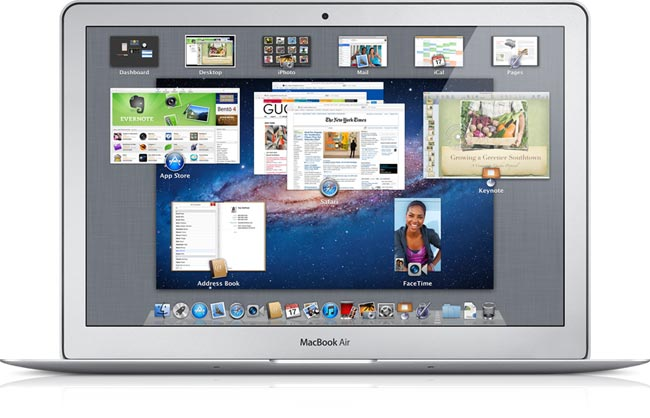 OS X Lion And New 2011 MacBook Airs Coming Wednesday?