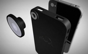 Pixeet Fisheye Lens Shoots 360 Degree Panoramas With Your iPhone