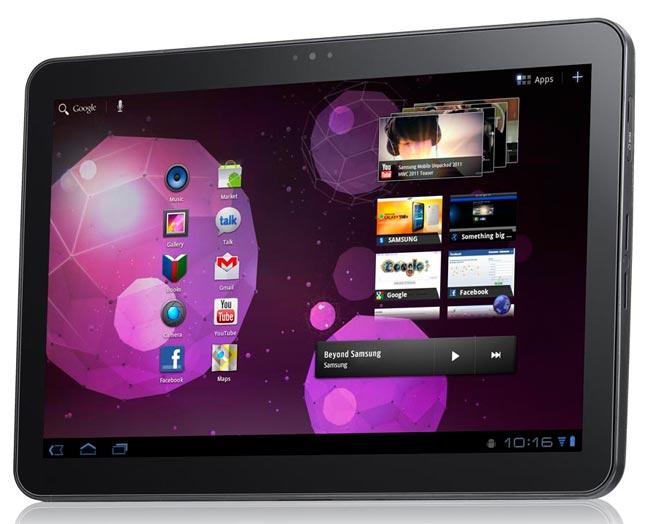 Samsung Galaxy Tab 10.1 4G
