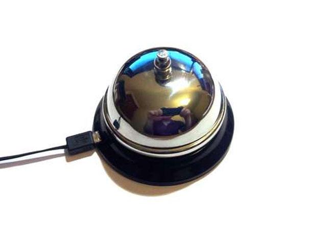 USB Bell Hack