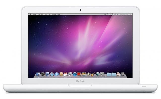 New Mac Minis And White MacBook