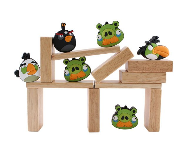 Angry Birds USB Drives