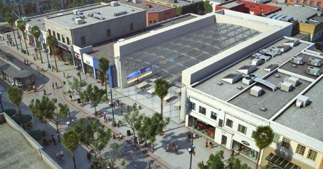 Apple Retail Store Santa Monica