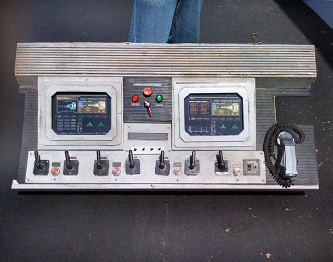 Battlestar Galactica Controls