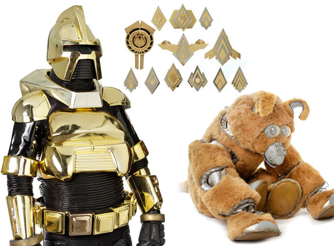 Battlestar Galactica Props And Costumes
