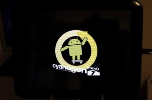 CyanogenMod 7 On the HP TouchPad (Video)