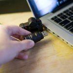 DSLR Camera USB Drive