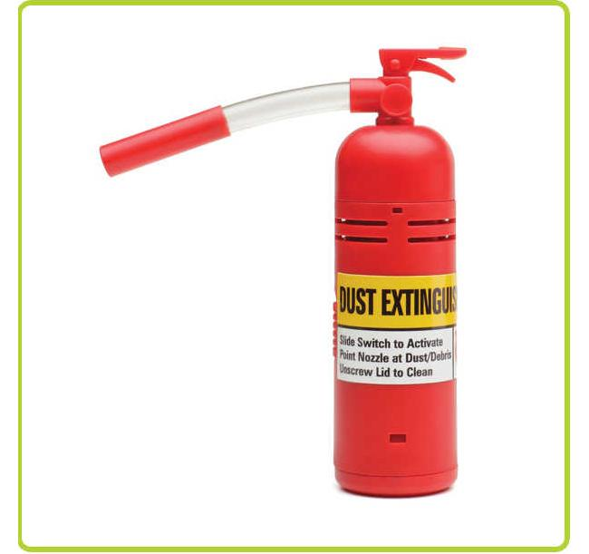 Dust Extinguisher