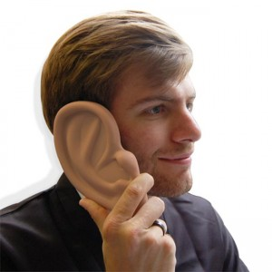 The Ear Case iPhone Case