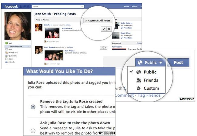 how to change privacy settings on videos facebook