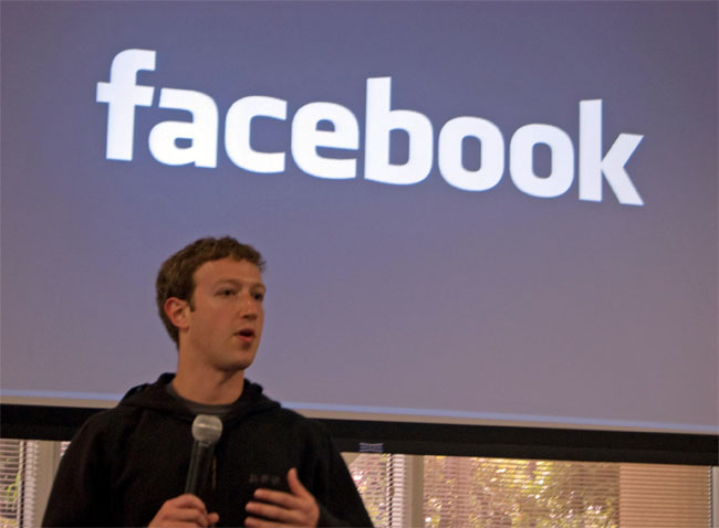 Facebook Expands In The UK