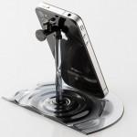 Nendo Elecom Faucet iPhone And iPad Stand