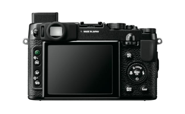 Fujifilm FinePix X10 Photos Leaked