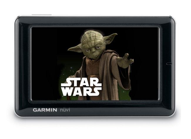 Garmin Yoda