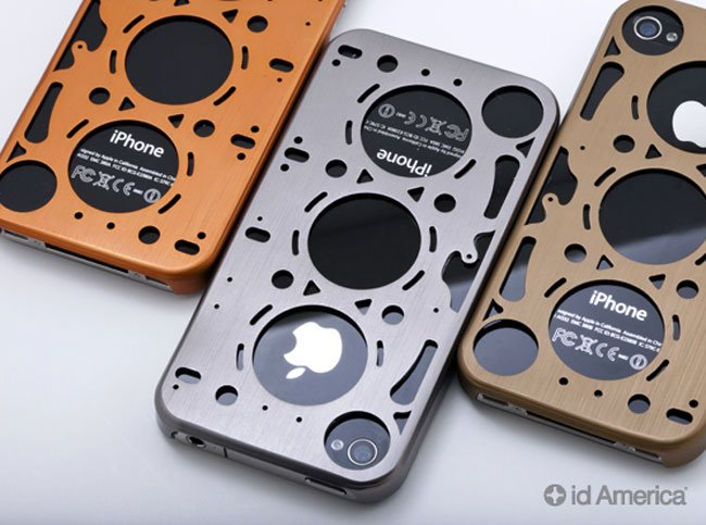 Gasket iPhone 4 Case