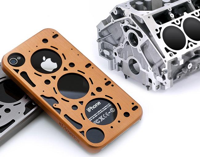 Gasket iPhone 4 Case