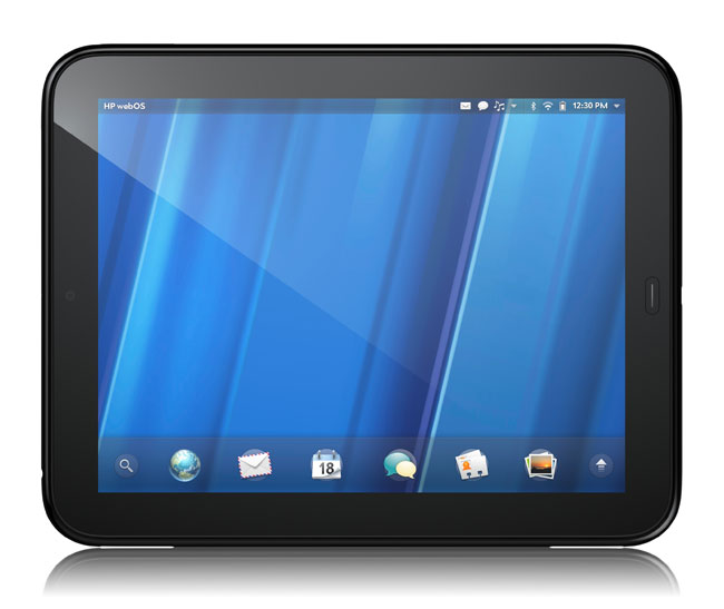 HP Drops 16GB TouchPad By $100