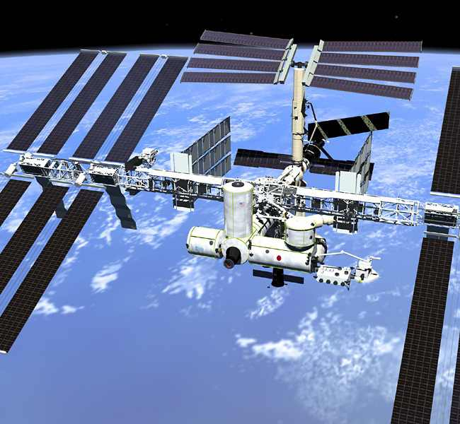 ISS-image