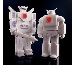 Incubot Release Special Edition Japan Relief USB Mecha