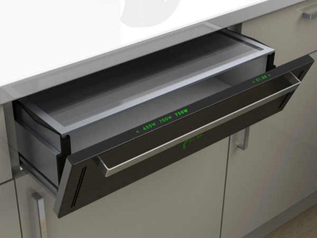 Drawer Microwave Oven Images