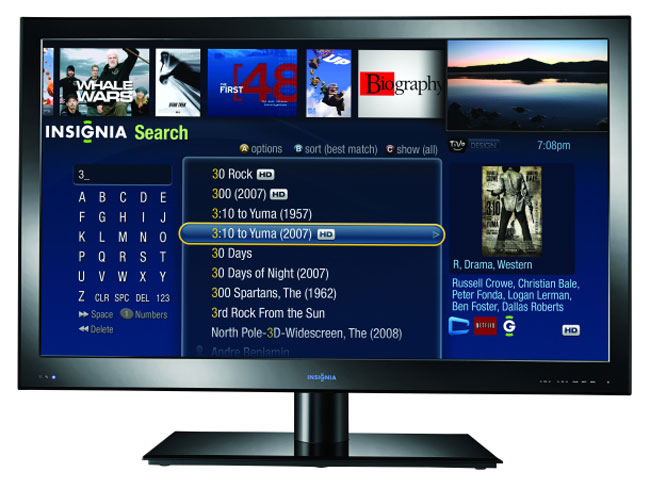 Best Buy Announces Insignia Connected TVs