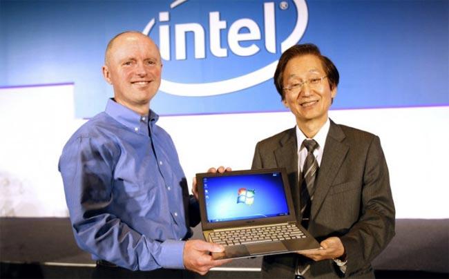 Intel Ultrabooks