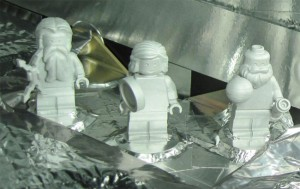 3 Lego Minifigs Flying To Jupiter On NASA's Juno Spacecraft