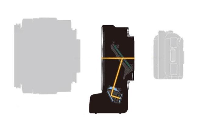 LA-EA2 Sony Lens Adapter