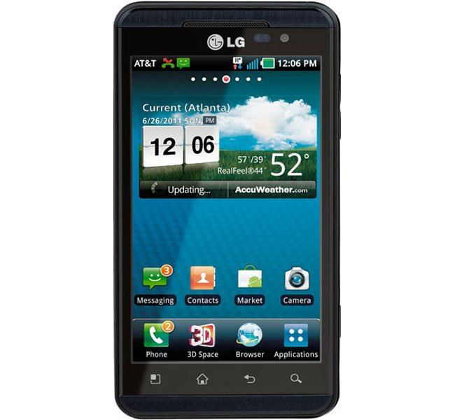 LG Thrill 4G Lands On AT&T 4th September