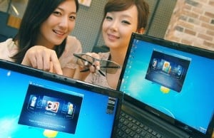 LG Launches Its First 3D Notebook, The LG Xnote A530