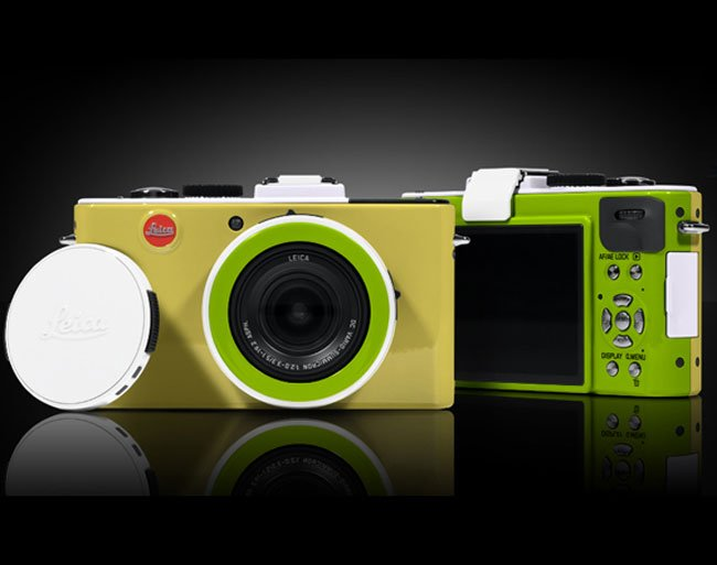 Leica D-Lux-5 Colorware