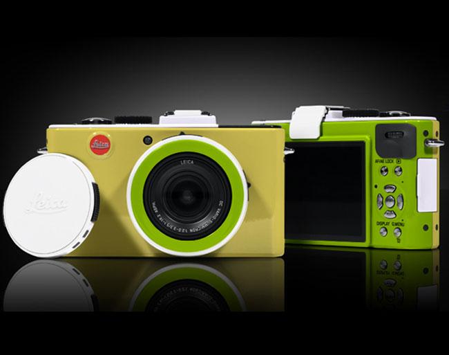 Leica D-Lux-5 Colorware