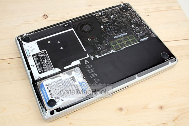 Macbook Teardown Decal