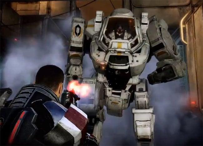 Mass Effect 3 Gamescom Trailer