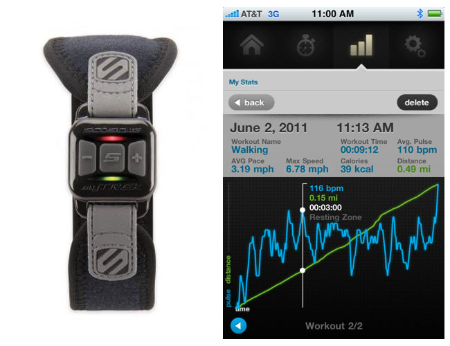 MyTrek Pulse Monitor