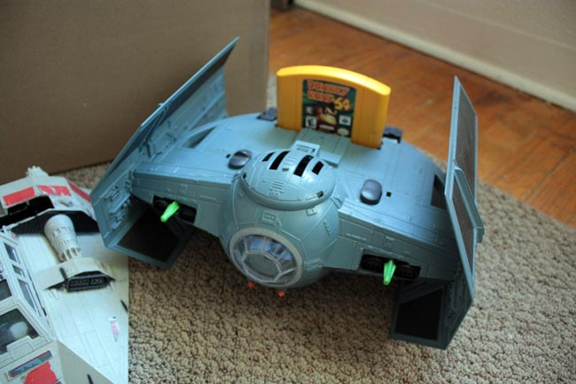 N64 Tiie Fighter