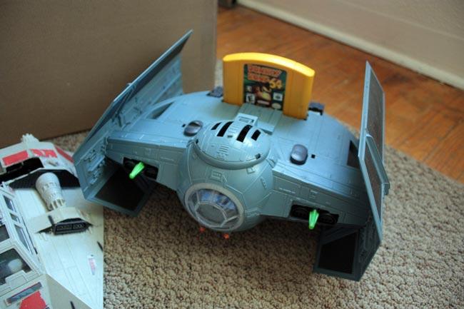 N64 Tiie Fighter