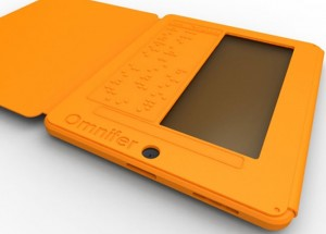 Omnifer Braille iPad Case