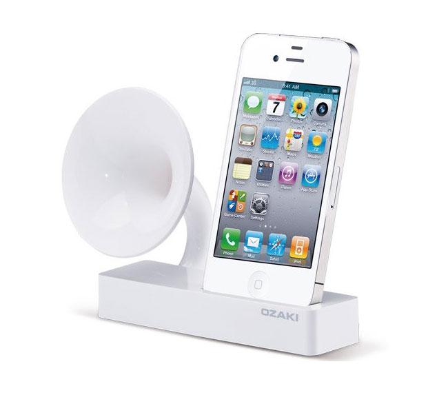 Ozaki iSuppli Gramo iPhone Charger